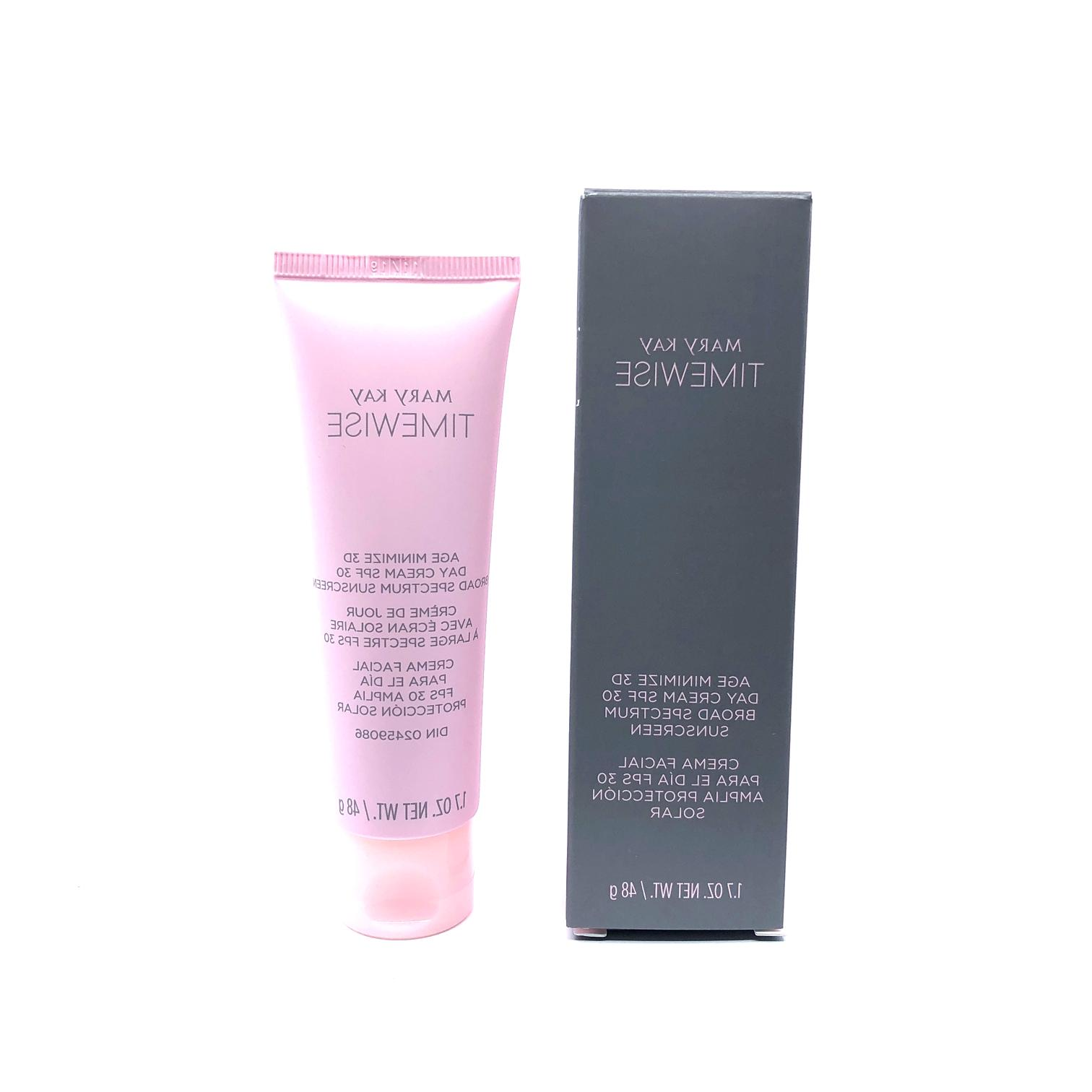 Mary Kay 3D TimeWise Age- Minimize  Day Cream SPF 30 Combina