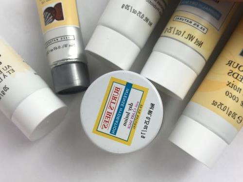 Burt's Bees Body Lotion Foot Cream Day
