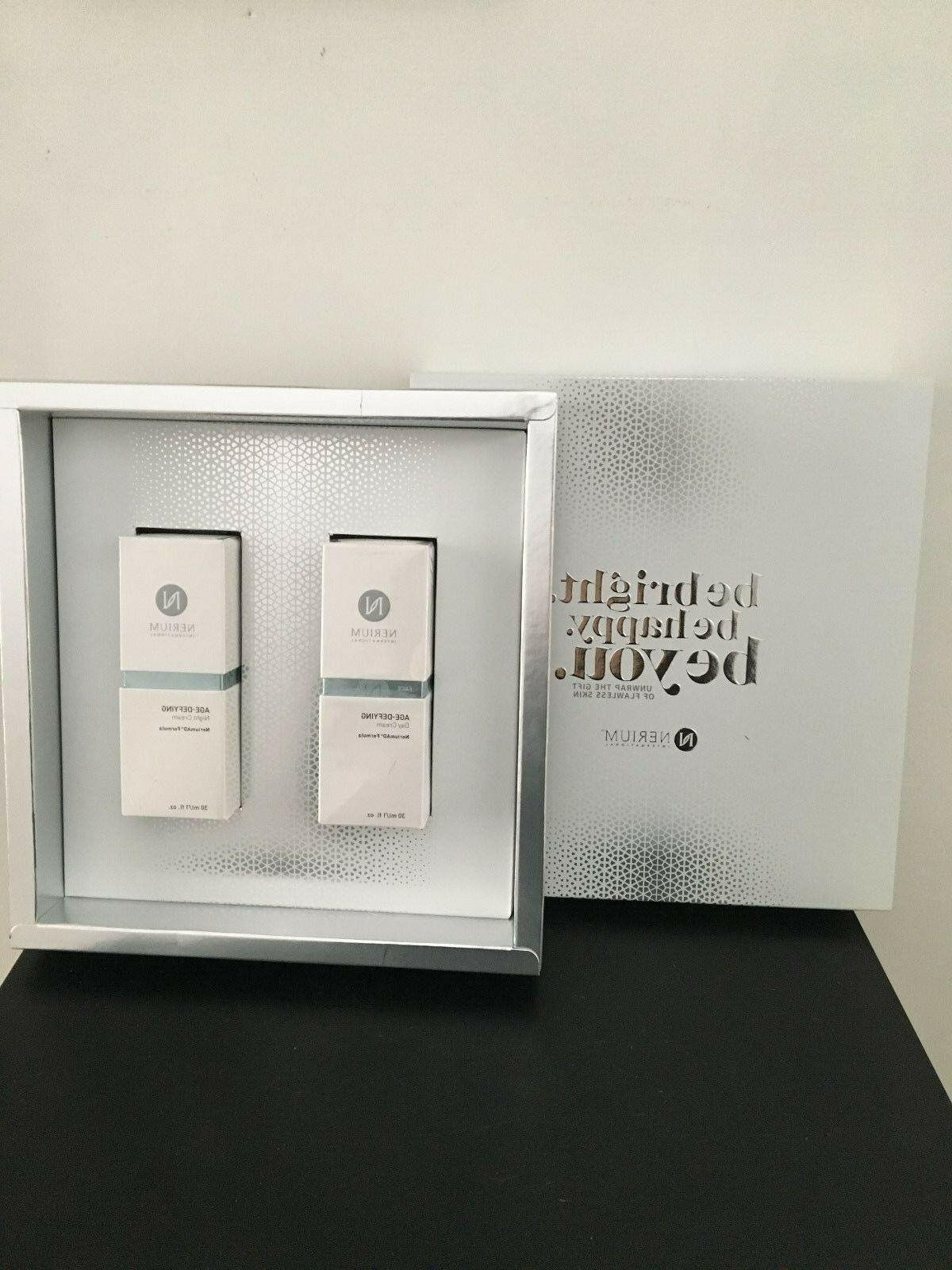 age defying day and night cream gift