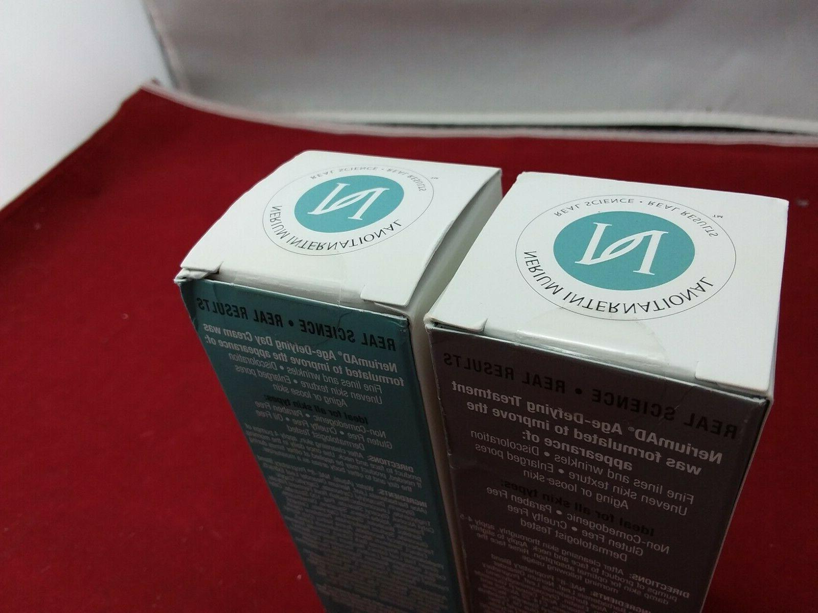 Nerium Age Cream & Night Bundle 1 each NEW/SEALED