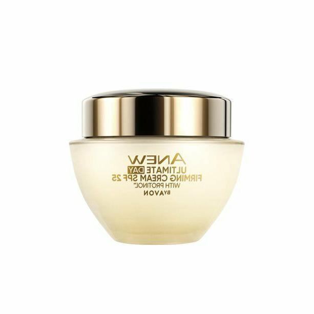Avon Anew Ultimate Day Firming Cream with Protinol SPF 25 1.