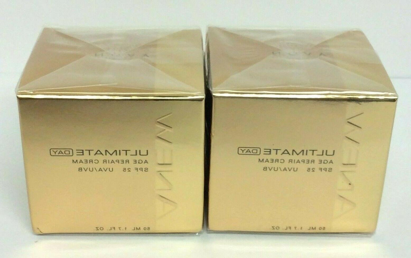 anew ultimate age repair day cream spf