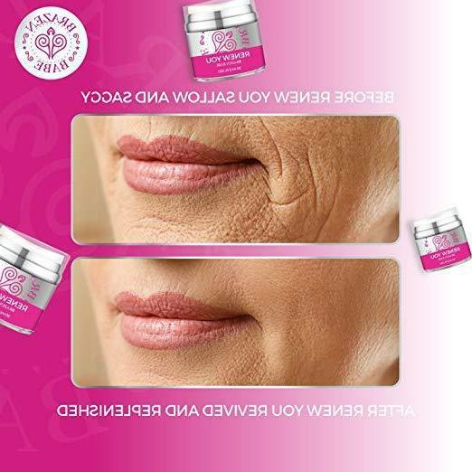 Anti Aging Facial Day/Night Serum with Hyaluronate