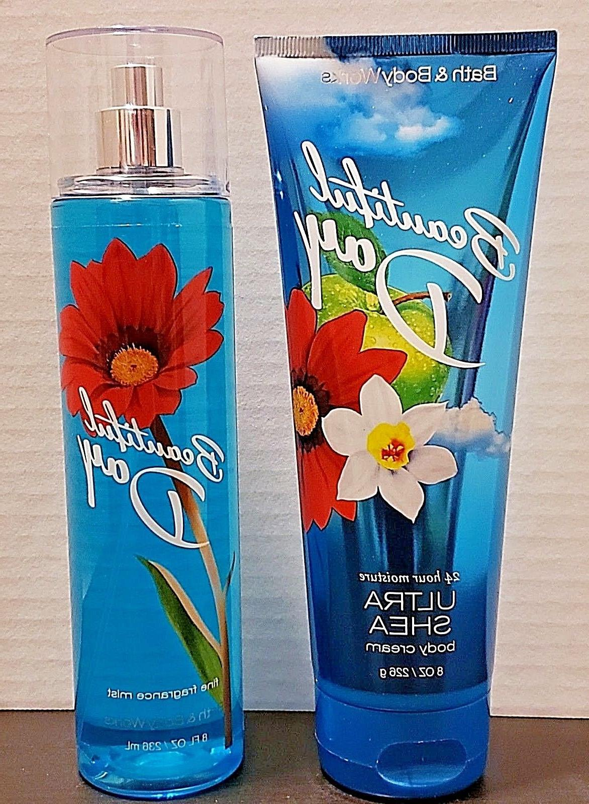 bath and body works beautiful day body