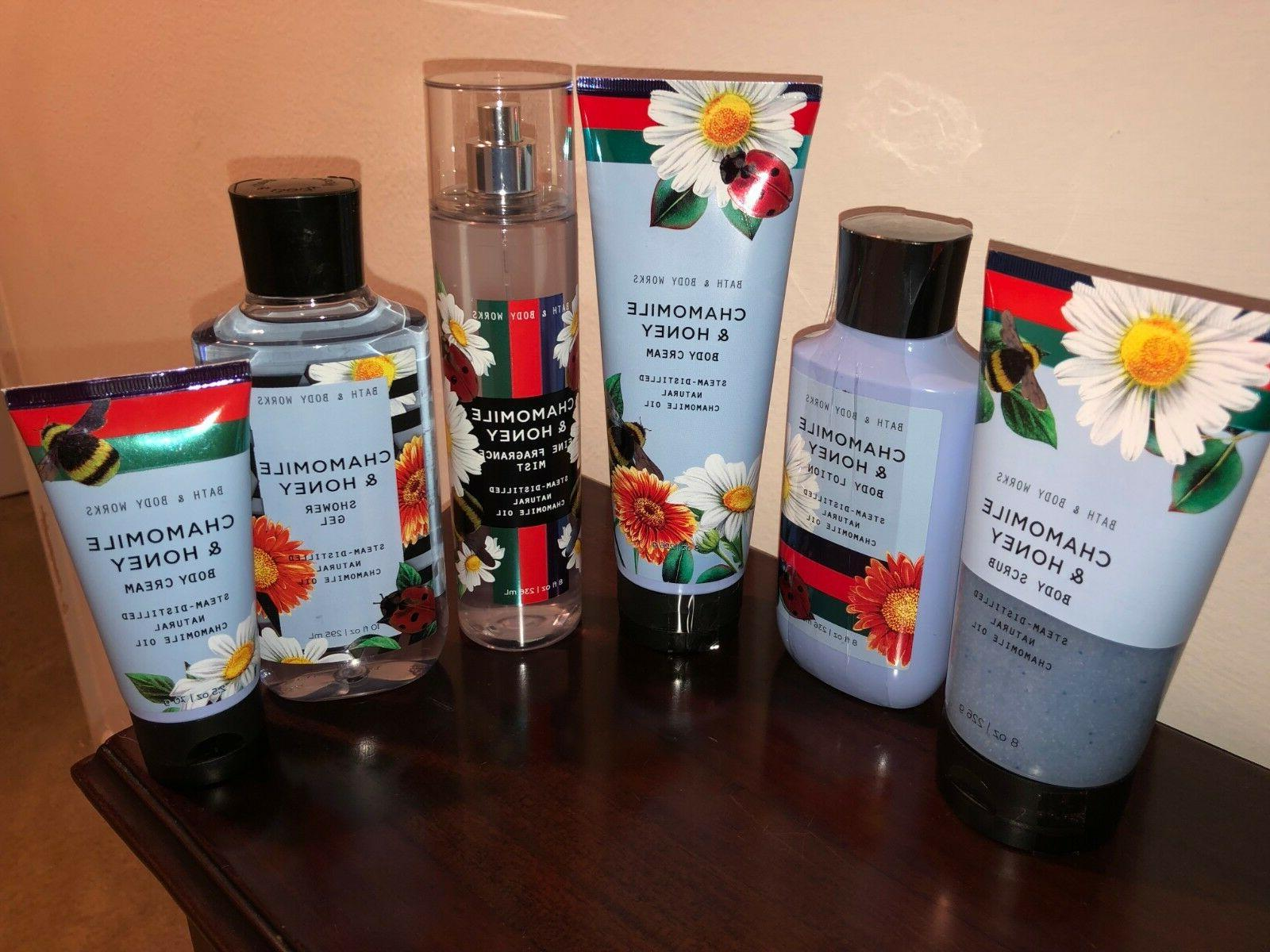 Bath & Body Works Body Care Sets • Lotion, Cream, Shower,