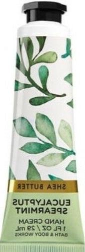 Bath & Body Works Eucalyptus Spearmint Hand Cream ~ Ships Sa