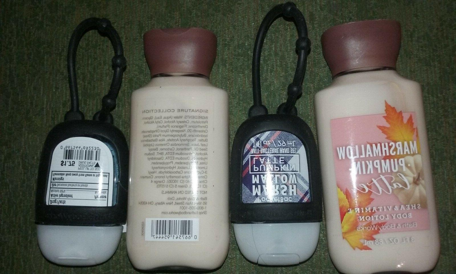Bath & lotion, hand rubber holder NEW FORMULA!