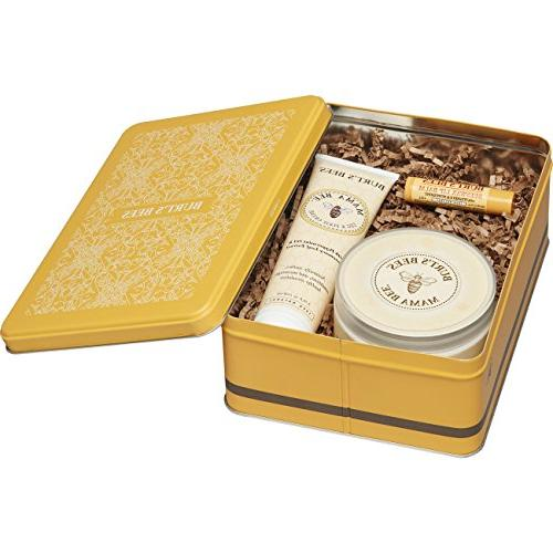 Gift Set Tin, 3 Products Leg Foot Butter and Original Balm