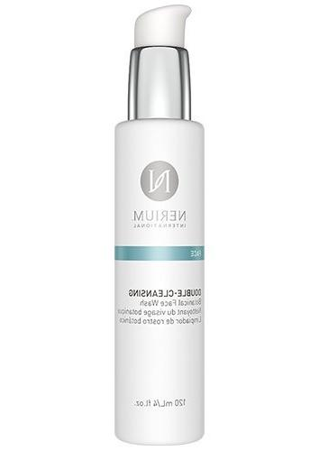 double cleansing botanical face wash