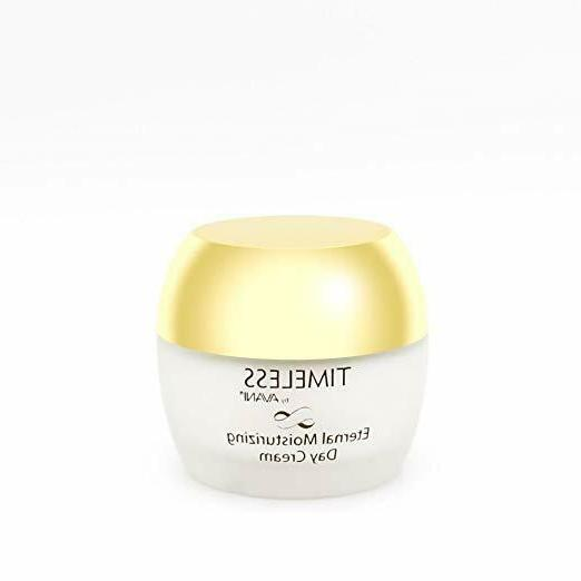 eternal moisturizing day cream from timeless by