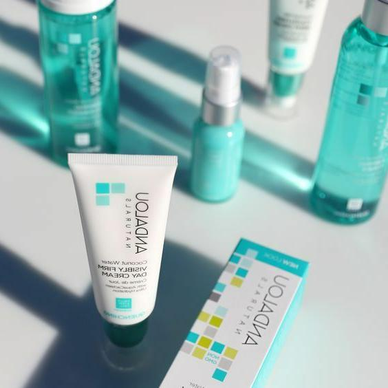 Andalou Naturals Quenching Skin Line