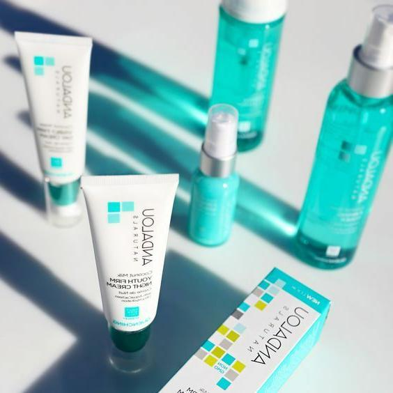 Andalou Naturals Quenching Line