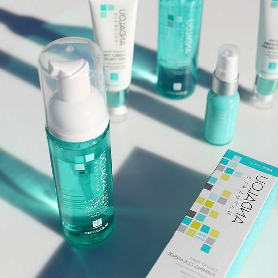 Andalou Naturals from the Quenching Line
