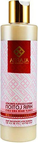 Alaffia - Shea and Coconut Enriching Hair Lotion, Curly Hair