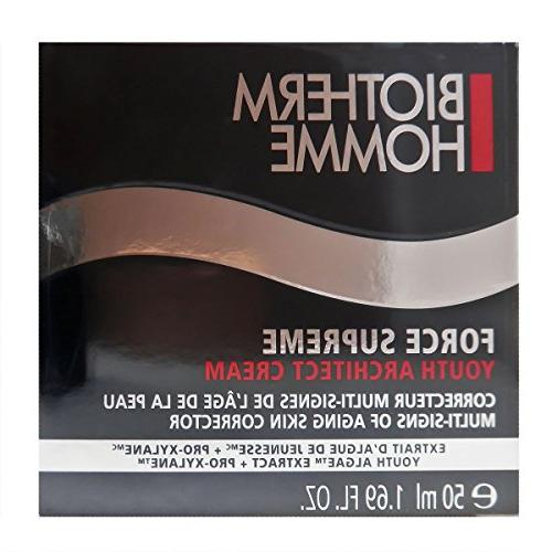homme force supreme youth reshaping
