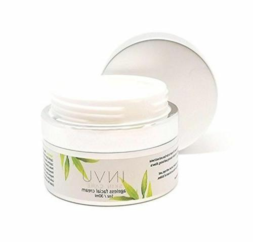 invu ageless facial rejuvenating night and day