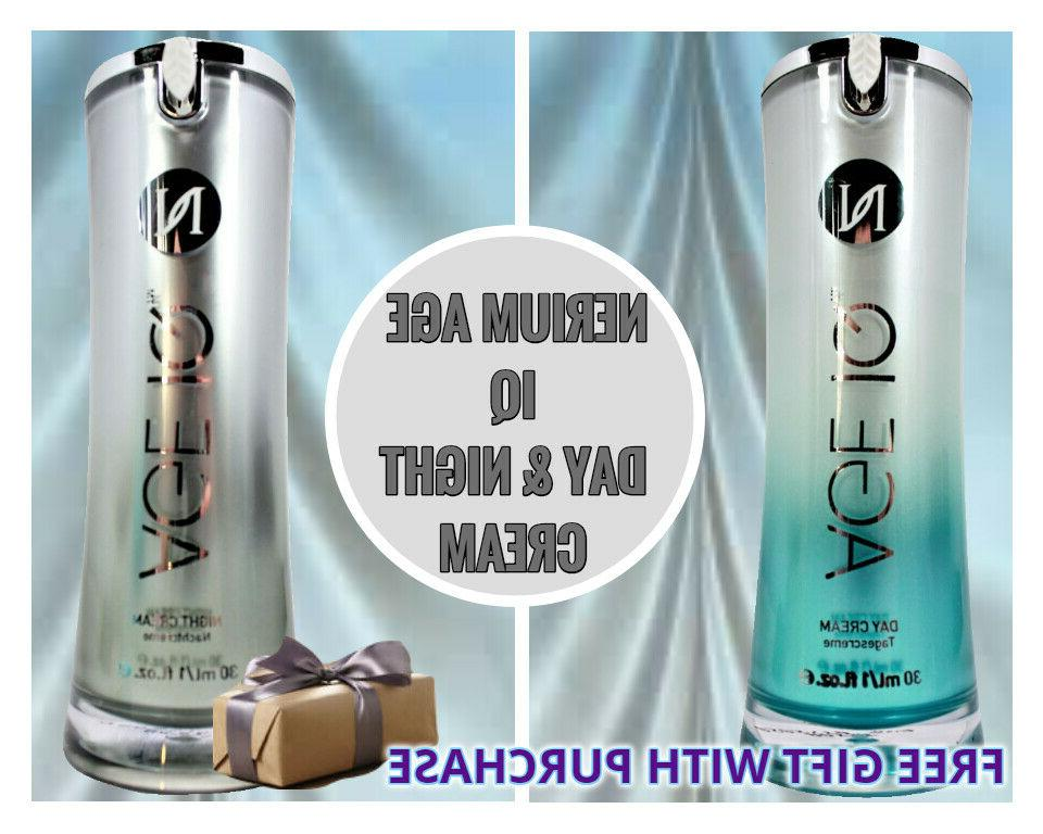 iq day and or night cream free