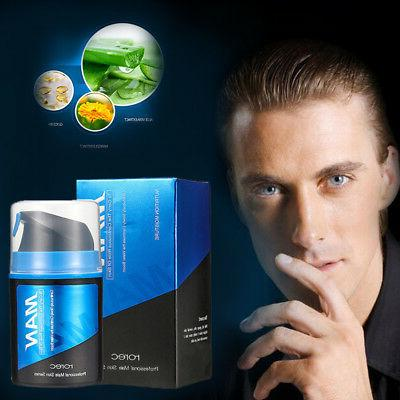 Men Face Cream Hyaluronic Acid Serum Day Cream Acne Whitening 50g