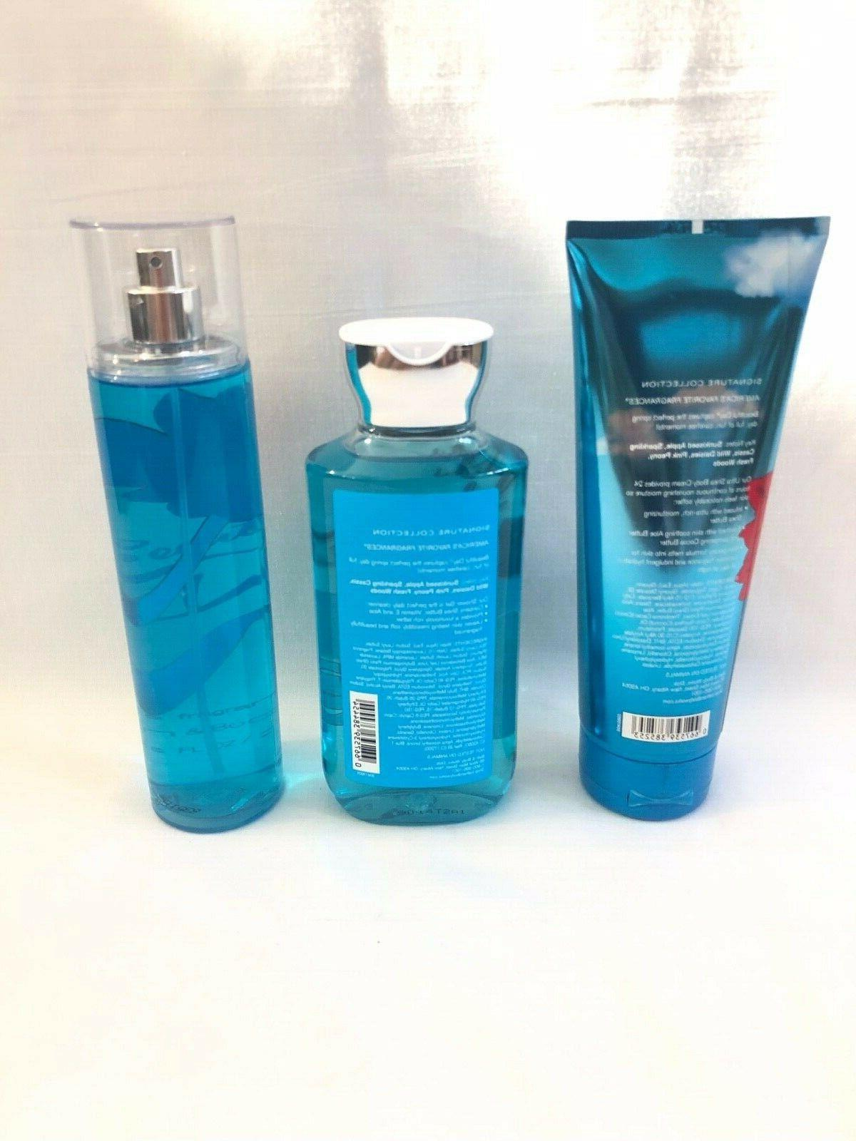 New and Works BEAUTIFUL Shower Gel Ship