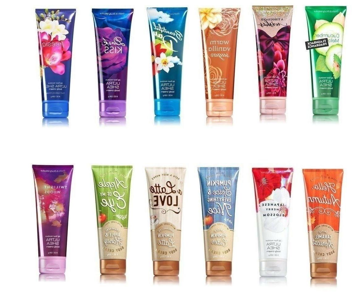 new bath and body works shea butter