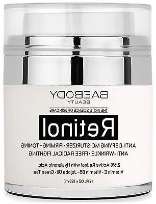Baebody Face With Cream Anti-Aging