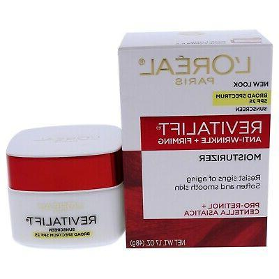 revitalift anti wrinkle firming day cream by