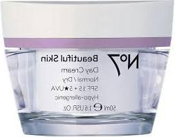 No7 Beautiful Skin Day Cream for Normal/Dry Skin 50ml by No7