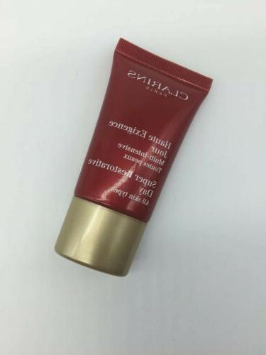Clarins Super Restorative Day Cream - 1 New Travel 0.53 Oz.