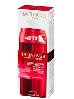 L'Oreal Revitalift Double Lifting Day Face Cream 1 oz 30 ml