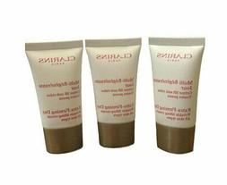Lot of 3 Clarins 0.5 oz extra firming day wrinkle lifting cr
