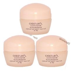 LOT OF THREE Shiseido Benefiance Wrinkle Resist  Day cream 1