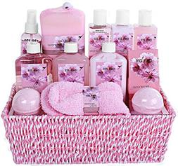 """Premium Deluxe """"Complete Spa at Home Experience"""" Gift Basket"""