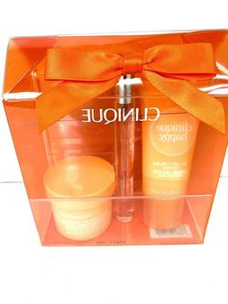 Mothers Day Clinique Happy Set/ Perfume Spray/Hand Cream/ Bo