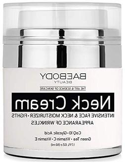 Baebody Neck Cream - Helps Fights the Appearance of Wrinkles