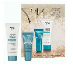 No 7 Protect & Perfect Duo Anti-Aging Skin Care, Day Cream &