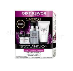 L'oreal Paris Youth Code Power Trio Kit