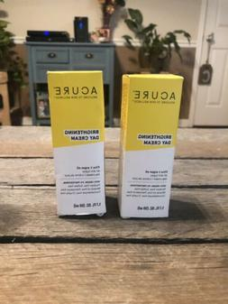 Pack of 2: Acure  Brilliantly Brightening Day Cream