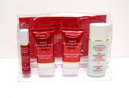 Clarins Paris Skin Care Set - Includes: Cleansing Milk Norma