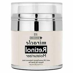 retinol night and day cream with Hyaluronic Acid, Vitamin E