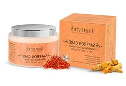 Sattvik Saffron Care Mattifying Day Cream PA+++ UVA & SPF 30