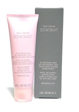 Mary Kay Timewise Age Minimize 3D~Day Cream SPF 30~Normal To
