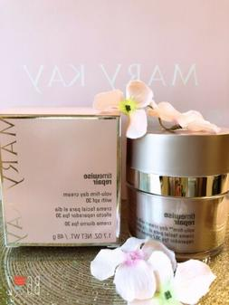 Mary Kay TimeWise repair volu-firm day cream with spf 30.
