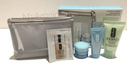 Clinique Turnaround Day & Overnight Cream, Foaming Facial So