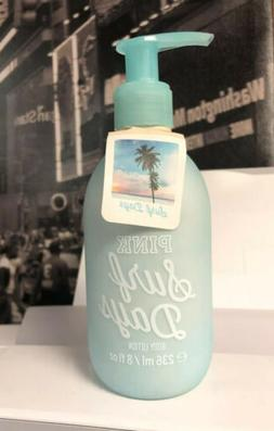 VICTORIA'S SECRET PINK SURF DAYS BODY LOTION CREAM PUMP 8OZ