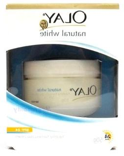 Olay Natural White Healthy Fairness Day Cream SPF 24 50g